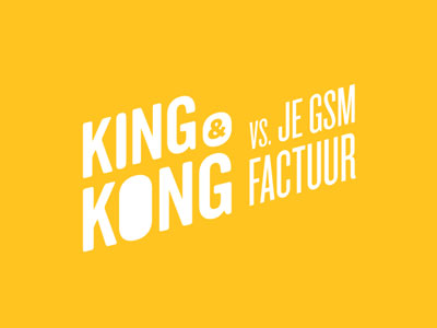Telenet King & Kong calculator